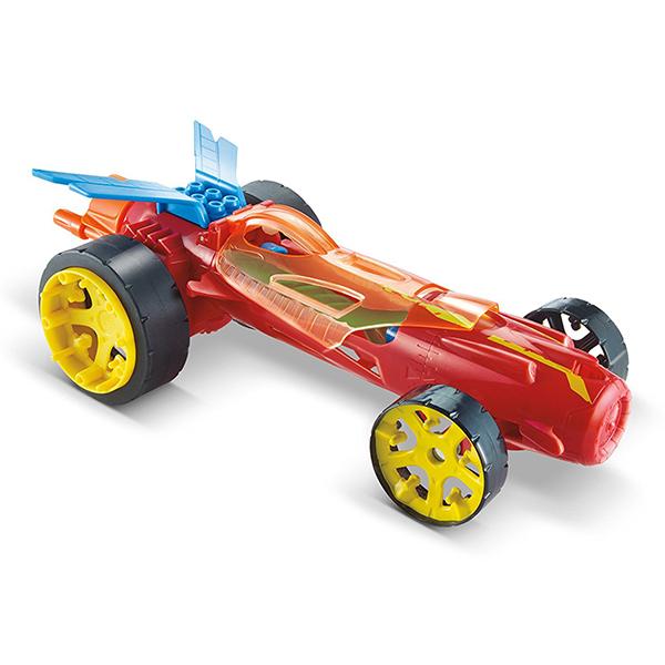 Заводная гипермашинка-трансформер серии «Турбоскорость» Hot Wheels