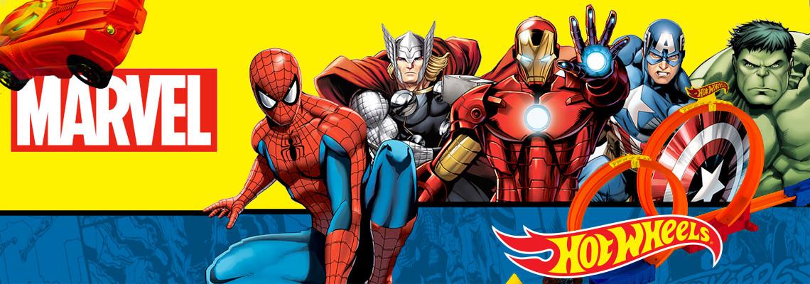 Marvel-banner