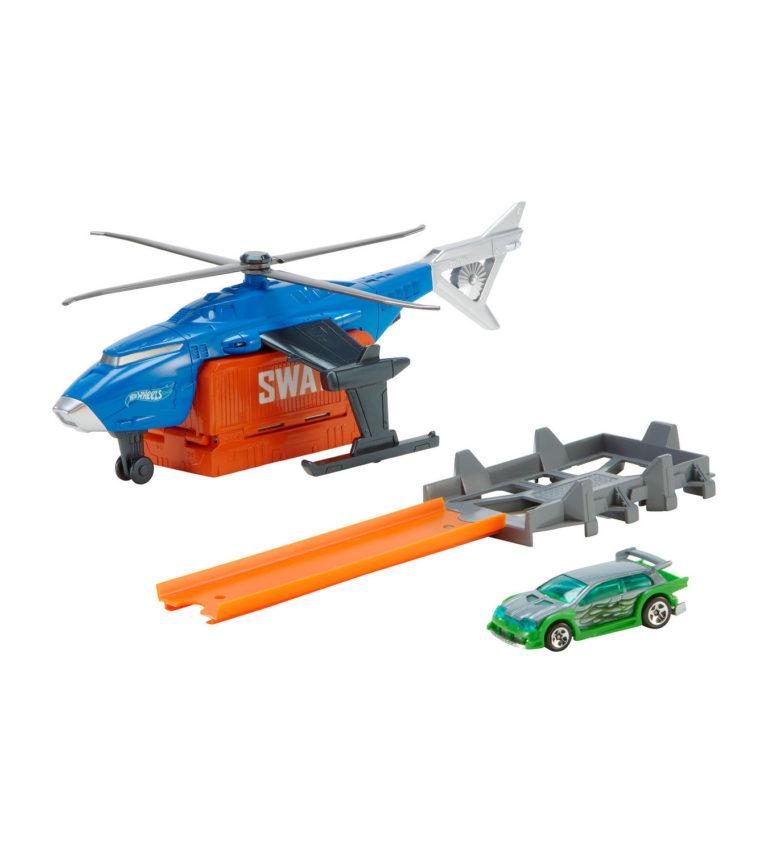 Супер-вертолет штурмовой группы  – Super S.W.A.T Copter