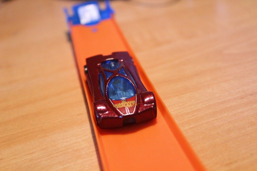 Hot Wheels-Star Lord - DWD72-Sling Shot